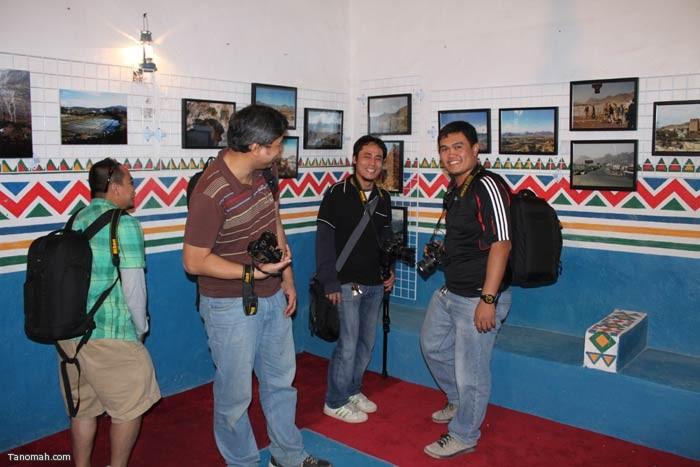 فعاليات اليوم الثاني لجناح تنومة في مهرجان الجنادرية للتراث والثقافة (جنادرية26)3