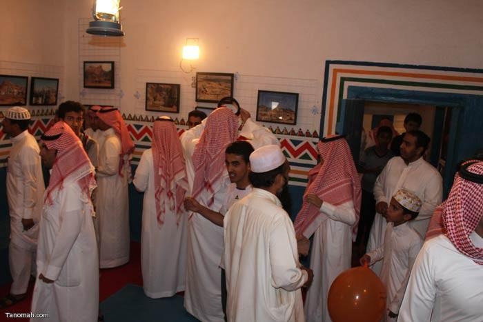 فعاليات اليوم الثاني لجناح تنومة في مهرجان الجنادرية للتراث والثقافة (جنادرية26)6