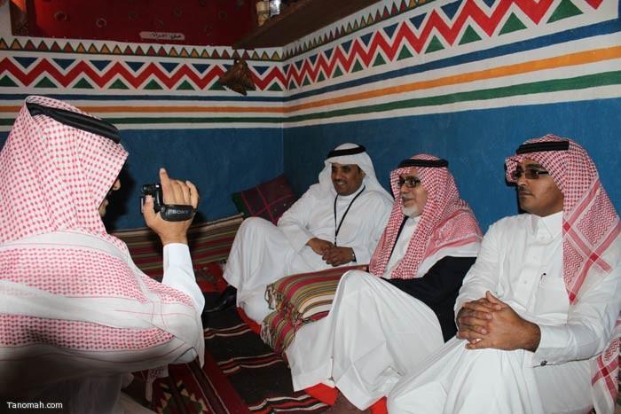 فعاليات اليوم الثاني لجناح تنومة في مهرجان الجنادرية للتراث والثقافة (جنادرية26)9