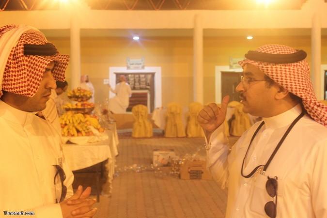 صور ليلة حفل قرية عسير وجناح تنومة في الجنادرية بحضور امير عسير1