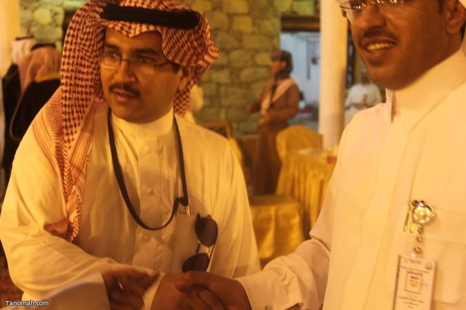 صور ليلة حفل قرية عسير وجناح تنومة في الجنادرية بحضور امير عسير13