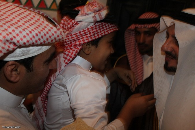 صور ليلة حفل قرية عسير وجناح تنومة في الجنادرية بحضور امير عسير24