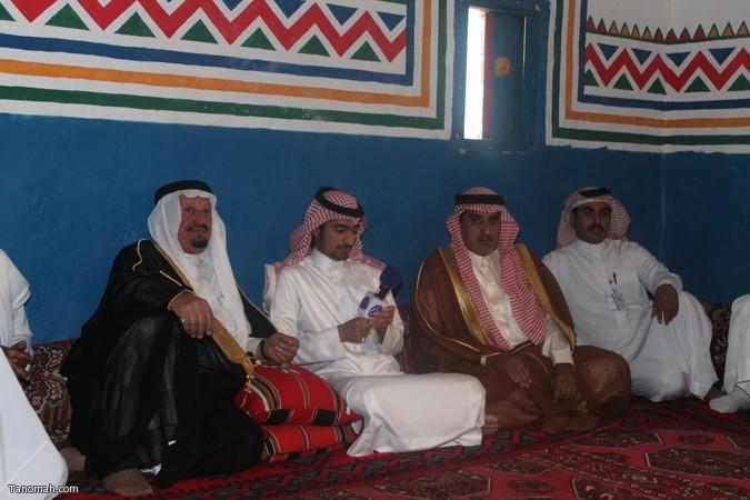 صور ليلة حفل قرية عسير وجناح تنومة في الجنادرية بحضور امير عسير25