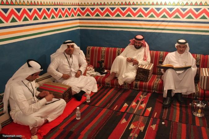 صور ليلة حفل قرية عسير وجناح تنومة في الجنادرية بحضور امير عسير31