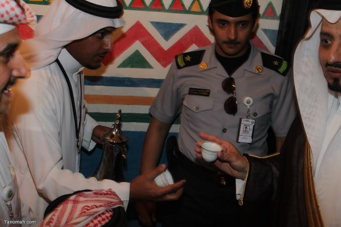 صور ليلة حفل قرية عسير وجناح تنومة في الجنادرية بحضور امير عسير37