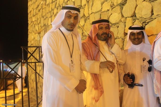 صور ليلة حفل قرية عسير وجناح تنومة في الجنادرية بحضور امير عسير43