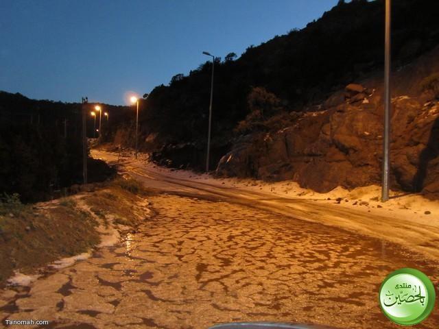أمطار يوم الجمعة 25 / 5 / 1432 هـ (محمد عامر).4