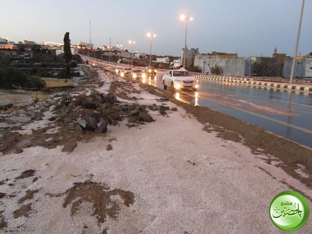 أمطار يوم الجمعة 25 / 5 / 1432 هـ (محمد عامر).9