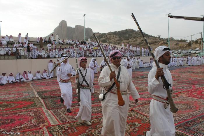 حفل افتتاح فعاليات التنشيط السياحي 1432هـ (تصوير محمد عامر - عبدالله غرمان)89