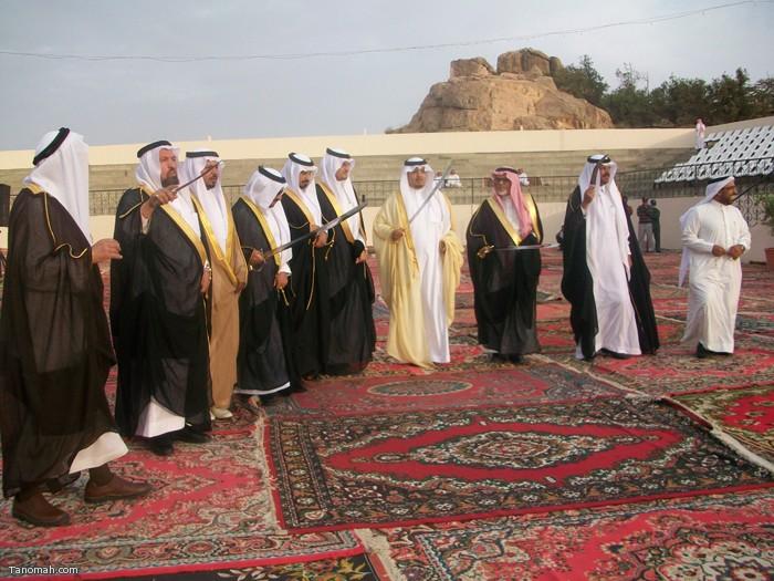 حفل افتتاح فعاليات التنشيط السياحي 1432هـ (تصوير  -حمود الشبيلي)9