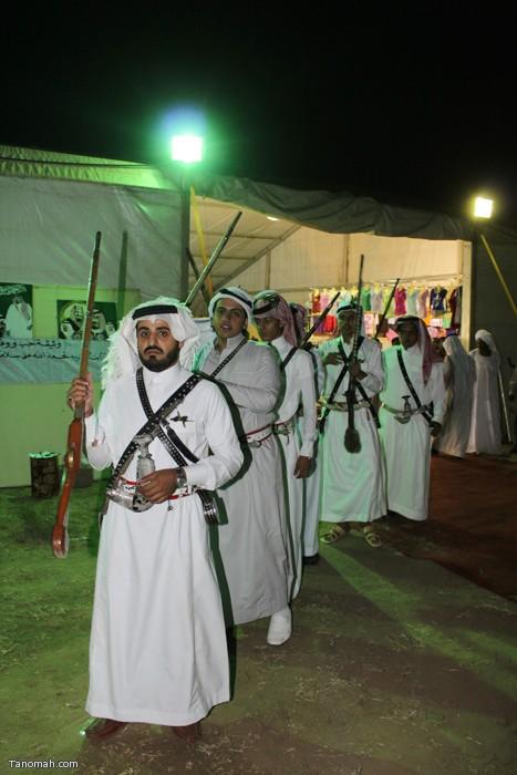 افتتاح مهرجان تنومة للتسوق تصوير ( محمد غرمان)2