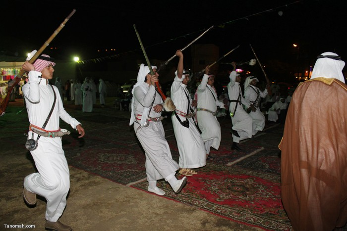 افتتاح مهرجان تنومة للتسوق تصوير ( محمد غرمان)4