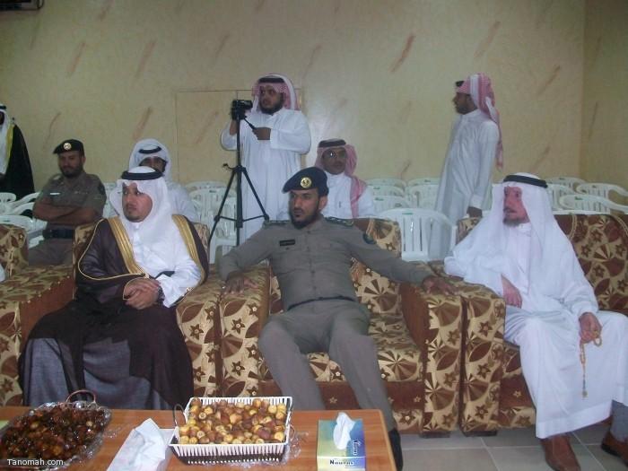افتتاح معرض التصوير ومكتب الدعوة (تصوير حمود الشبيلي)