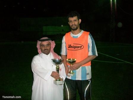 ختام بطولة علي بن سليمان الشهري الرياضية (حمود الشبيلي)
