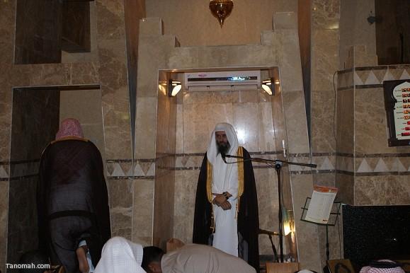 رجل وإمرأة من الجالية الهندية يعلنون اسلامهما في النماص (ظافر بن معيوف)
