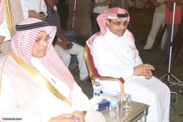 أمسية الشيخ علي بن سليمان الرمضانية الثانية عشرة