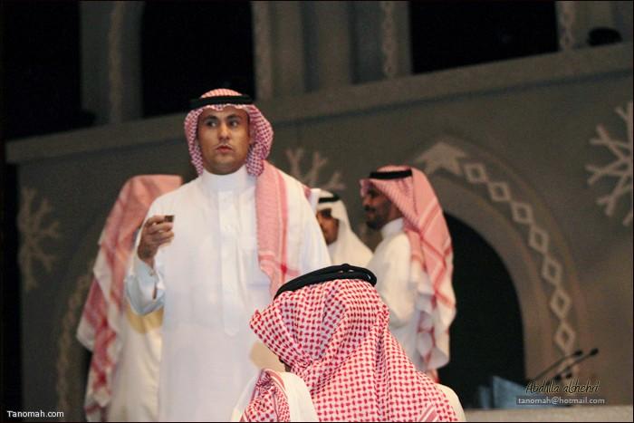 الحلقة الرابعة من شاعر الملك - مدير العلاقات العامة الأستاذ نايف الكرشمي