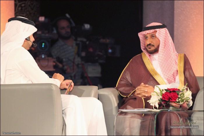 الحلقة الرابعة من شاعر الملك -ضيف الحلقة سمو الشاعر الأمير خالد بن سلمان آل سعود