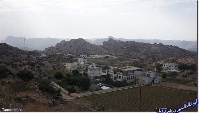 جبل منعاء - عدسة بو خالد