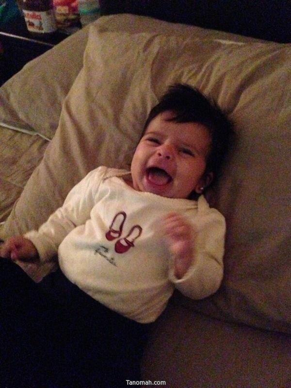 حفيدة فايز على الشهري