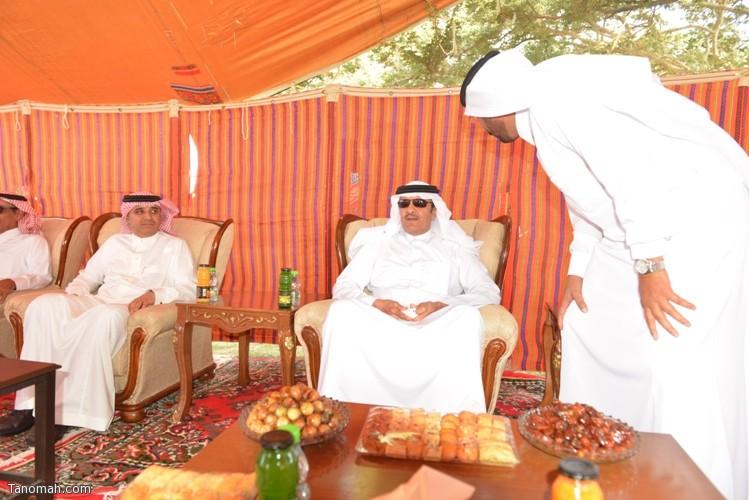 زيارة سمو الأمير سلطان بن سلمان رئيس هيئة السياحة والأثار لمحافظة تنومة 3