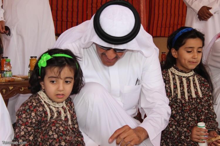زيارة سمو الأمير سلطان بن سلمان رئيس هيئة السياحة والأثار لمحافظة تنومة 6