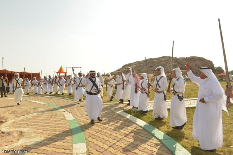 زيارة سمو الأمير سلطان بن سلمان رئيس هيئة السياحة والأثار لمحافظة تنومة 9