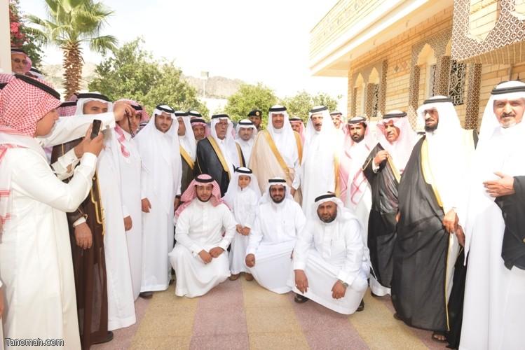 زيارة سمو الأمير سلطان بن سلمان رئيس هيئة السياحة والأثار لمحافظة تنومة 11