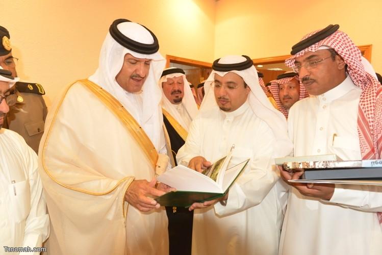 زيارة سمو الأمير سلطان بن سلمان رئيس هيئة السياحة والأثار لمحافظة تنومة 12