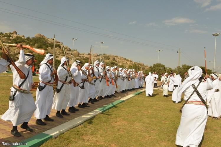 زيارة سمو الأمير سلطان بن سلمان رئيس هيئة السياحة والأثار لمحافظة تنومة 16