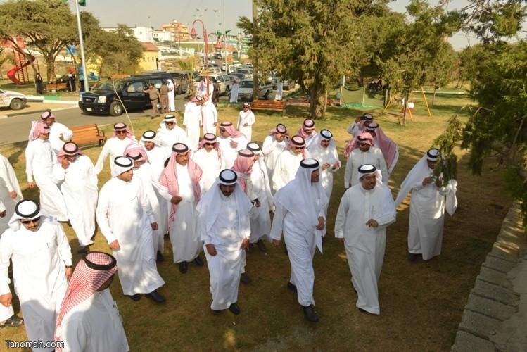 زيارة سمو الأمير سلطان بن سلمان رئيس هيئة السياحة والأثار لمحافظة تنومة 28