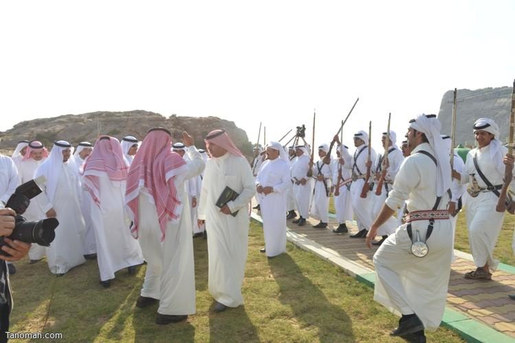 زيارة سمو الأمير سلطان بن سلمان رئيس هيئة السياحة والأثار لمحافظة تنومة 29