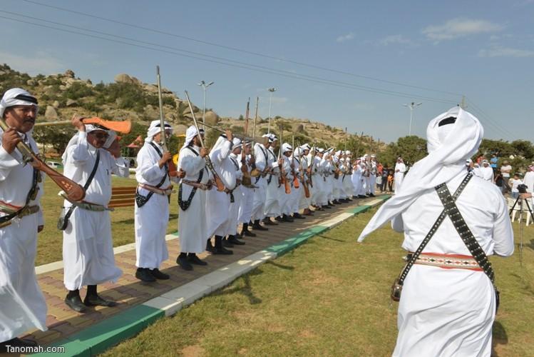 زيارة سمو الأمير سلطان بن سلمان رئيس هيئة السياحة والأثار لمحافظة تنومة 33
