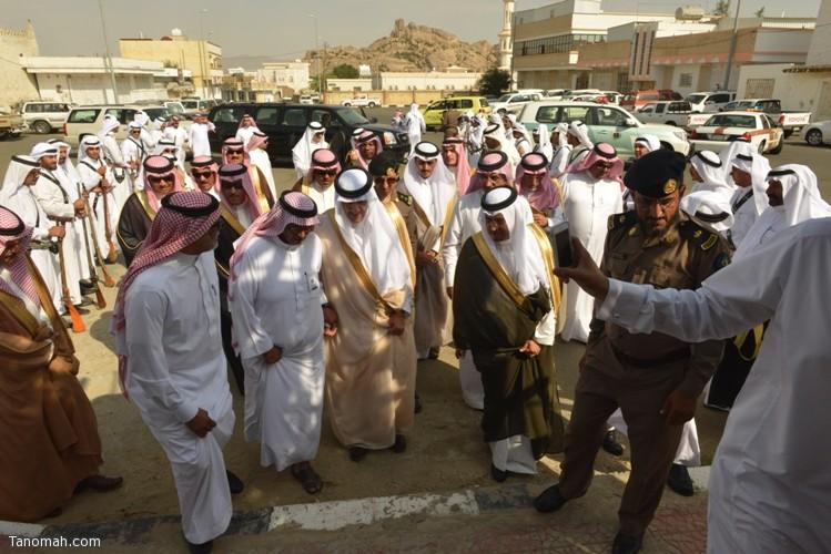 زيارة سمو الأمير سلطان بن سلمان رئيس هيئة السياحة والأثار لمحافظة تنومة 34