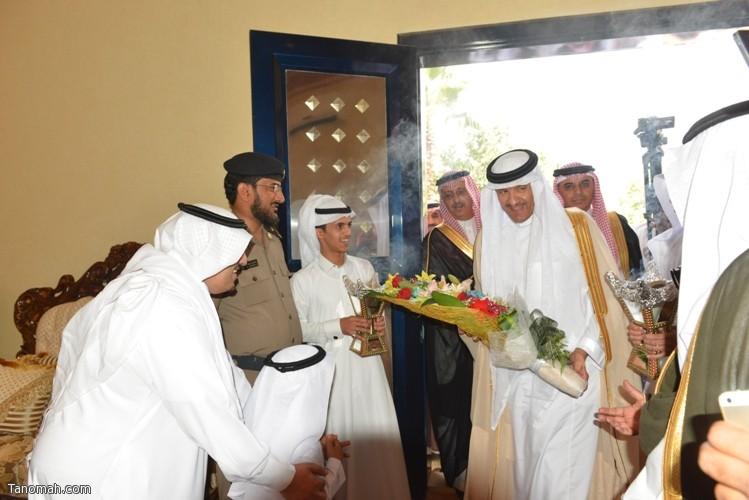 زيارة سمو الأمير سلطان بن سلمان رئيس هيئة السياحة والأثار لمحافظة تنومة 35