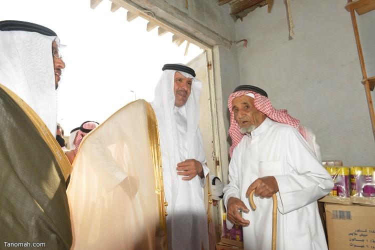 زيارة سمو الأمير سلطان بن سلمان رئيس هيئة السياحة والأثار لمحافظة تنومة 41