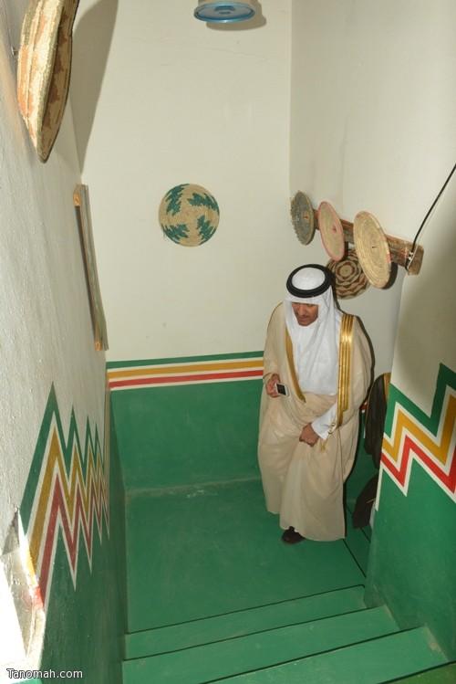 زيارة سمو الأمير سلطان بن سلمان رئيس هيئة السياحة والأثار لمحافظة تنومة 45