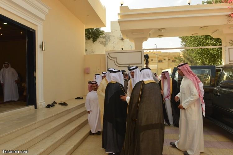 زيارة سمو الأمير سلطان بن سلمان رئيس هيئة السياحة والأثار لمحافظة تنومة 46