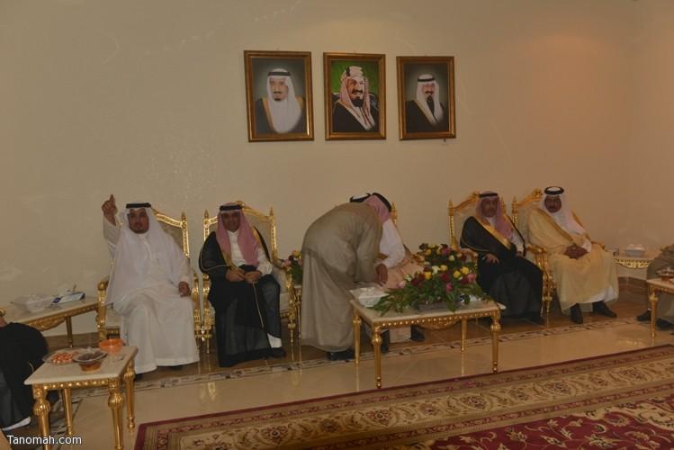 زيارة سمو الأمير سلطان بن سلمان رئيس هيئة السياحة والأثار لمحافظة تنومة 47
