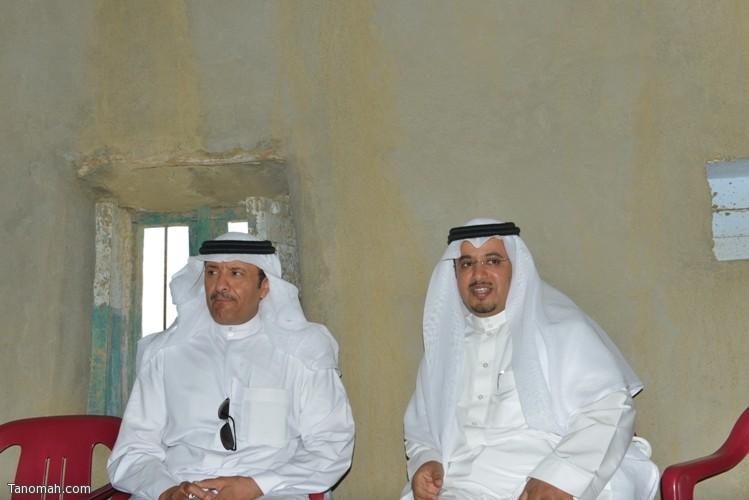 زيارة سمو الأمير سلطان بن سلمان رئيس هيئة السياحة والأثار لمحافظة تنومة 50