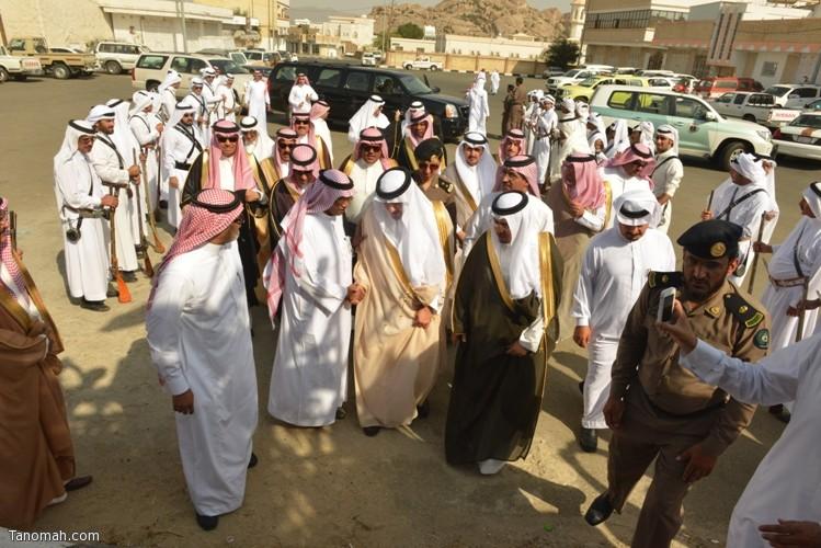 زيارة سمو الأمير سلطان بن سلمان رئيس هيئة السياحة والأثار لمحافظة تنومة 63