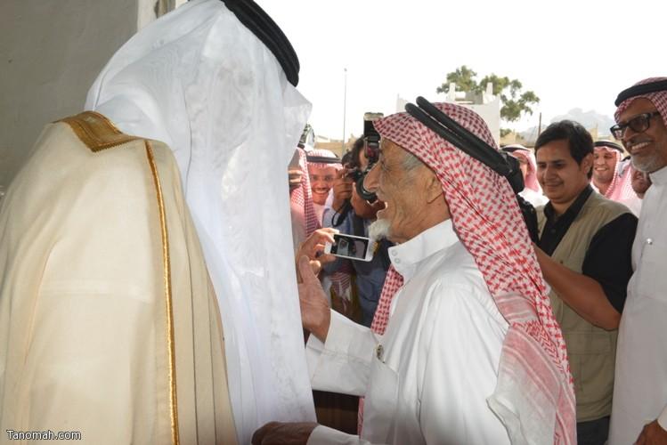زيارة سمو الأمير سلطان بن سلمان رئيس هيئة السياحة والأثار لمحافظة تنومة 68