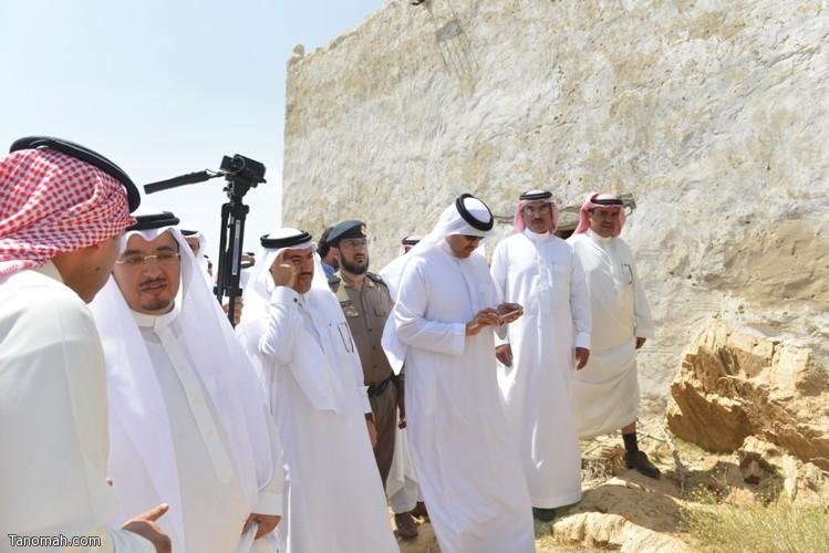 زيارة سمو الأمير سلطان بن سلمان رئيس هيئة السياحة والأثار لمحافظة تنومة 69