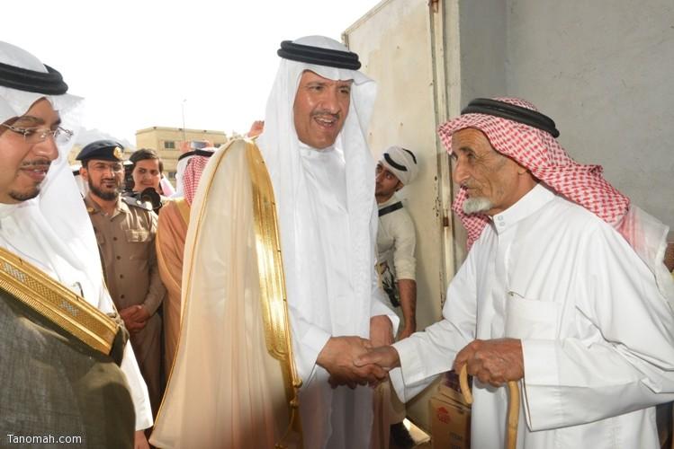 زيارة سمو الأمير سلطان بن سلمان رئيس هيئة السياحة والأثار لمحافظة تنومة 71