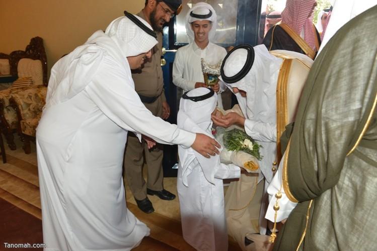 زيارة سمو الأمير سلطان بن سلمان رئيس هيئة السياحة والأثار لمحافظة تنومة 76