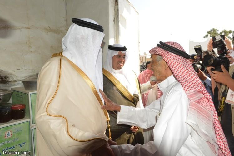 زيارة سمو الأمير سلطان بن سلمان رئيس هيئة السياحة والأثار لمحافظة تنومة 78