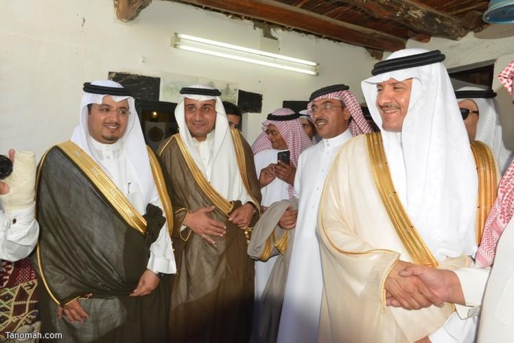 زيارة سمو الأمير سلطان بن سلمان رئيس هيئة السياحة والأثار لمحافظة تنومة 82