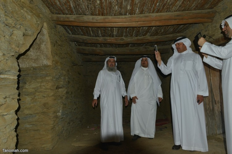 زيارة سمو الأمير سلطان بن سلمان رئيس هيئة السياحة والأثار لمحافظة تنومة 83