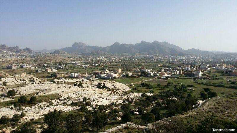 القرية - سعيد عثمان