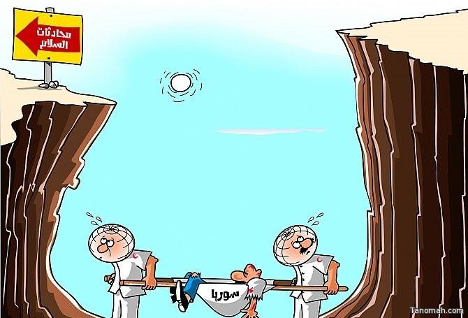 محادثات السلام